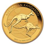Australian Kangaroo (Nugget Känguru) 2018 Goldmünze
