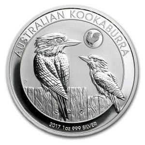 "Kookaburra 2017 mit Privy Mark ""Hahn"""