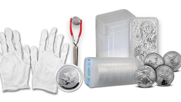 Silber richtig pflegen und lagern zum Werterhalt